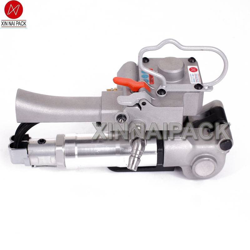 CMV-19/25 pneumatic polyester strapping tool
