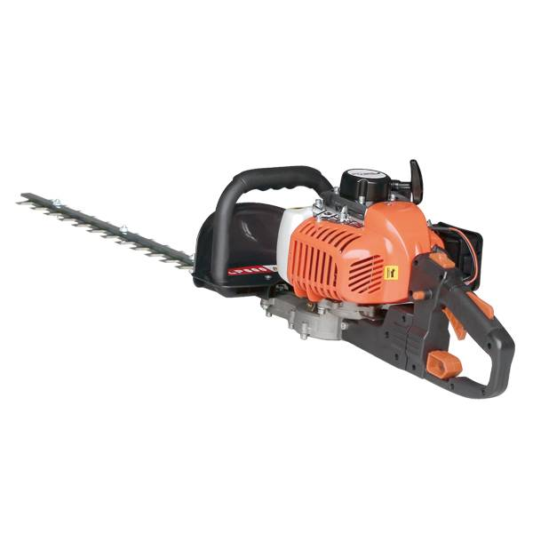 dual blades 2 stroke gas powered hedge trimmer
