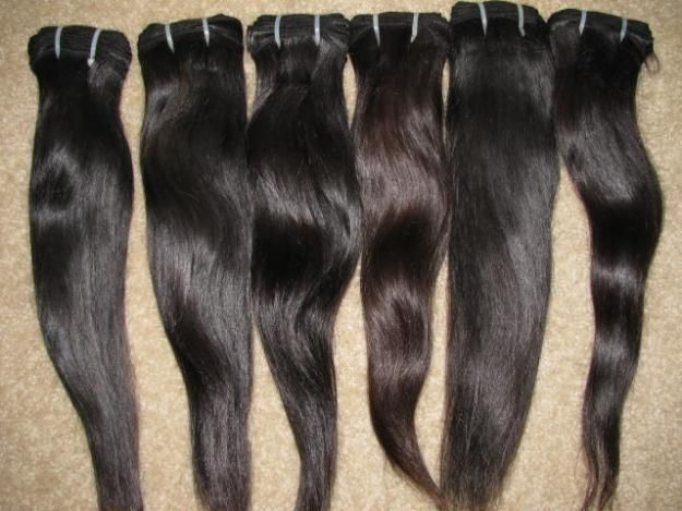Indian, Peruvian Human Hair