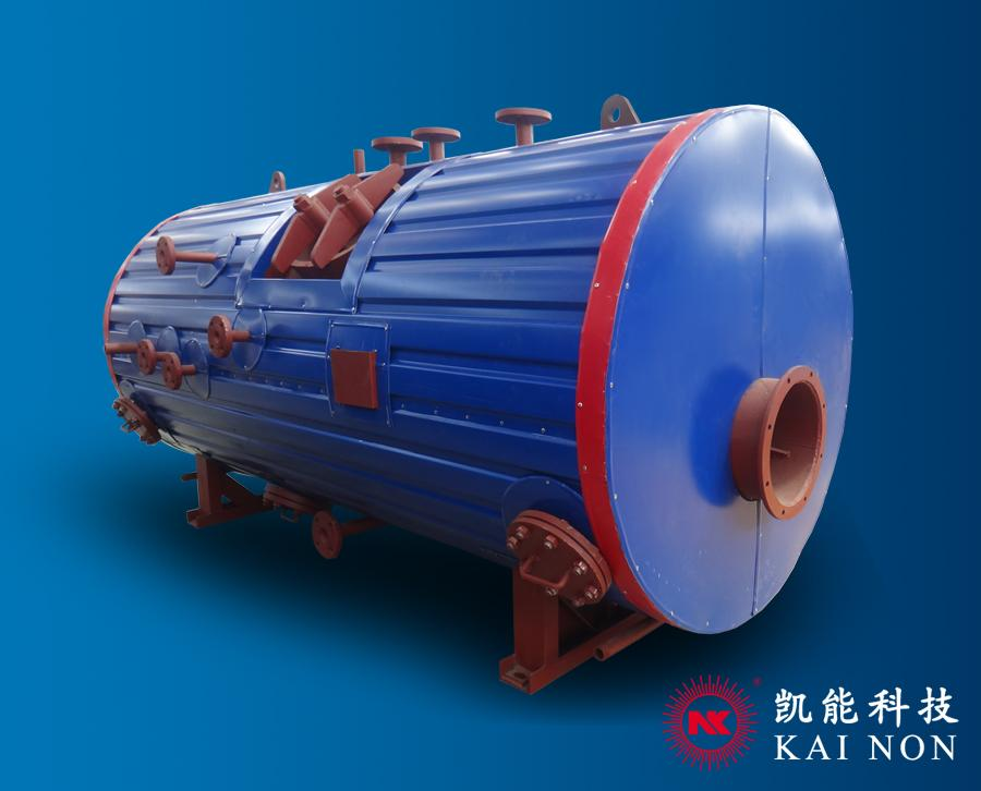 Power Plant EGB Exhaust Fuel Gas Heat Recycling Steam Boiler