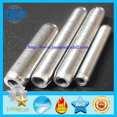 SELL SUS 304 high tensile coiled pins,high tensile spiral pins,high tensile spirol pins,Spring pins