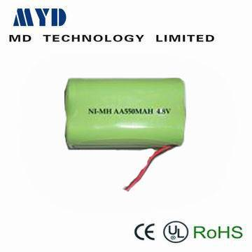 NI-MH AA battery pack