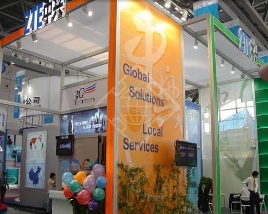 Macau Exhibition stand builder