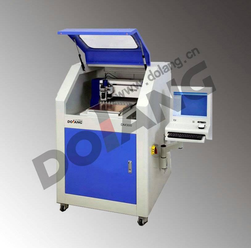 DLPCB-DM300 Circuit Board Engraving Machine