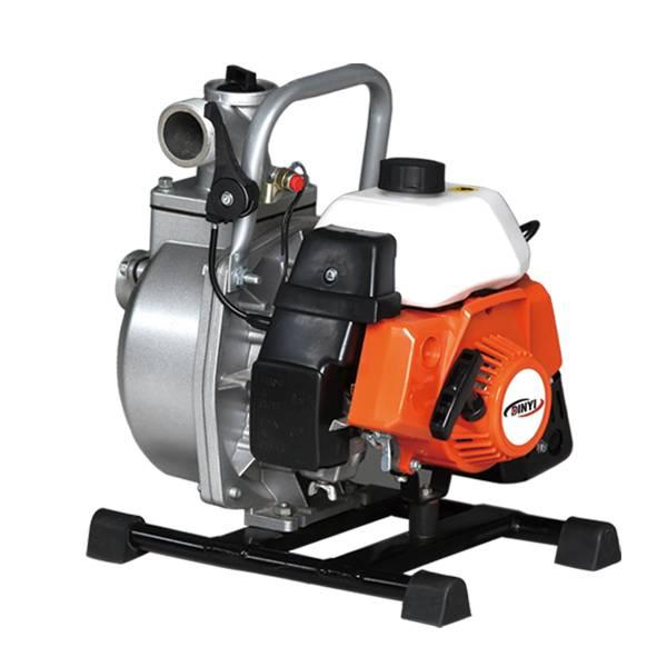 gardening hot sales 40.2cc 2 stroke gasoline water pump