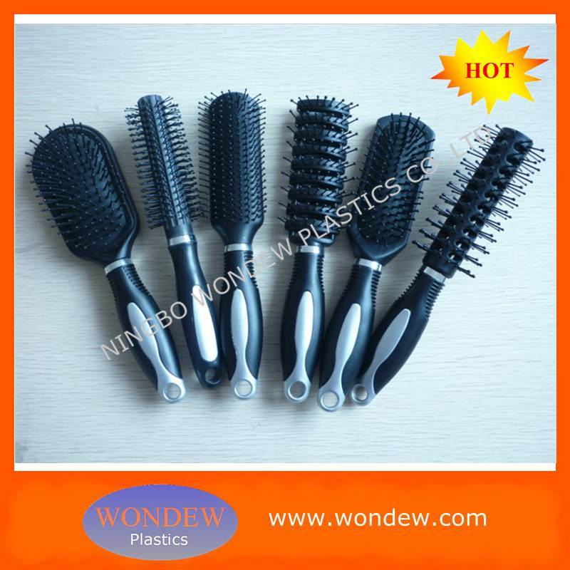 Sell plastic hair brushes