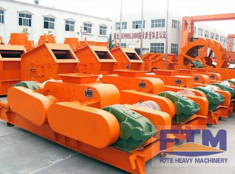 Double Roll Crusher China/Small Double Roll Crusher For Sale