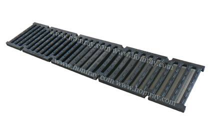 Linear Drainage Trench Manufacturer supplie Cast iron trench cover