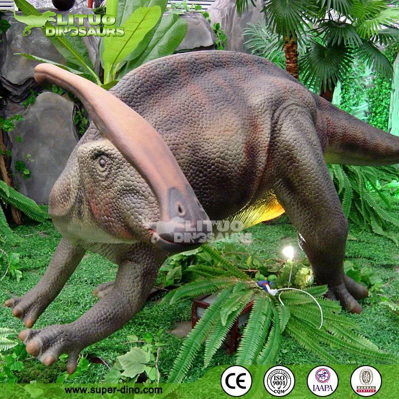 Jurassic Park Simulation Dinosaur Model
