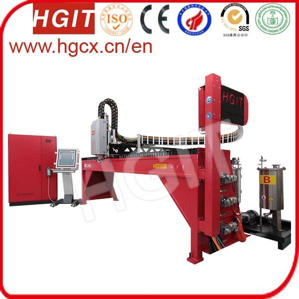 Dispensing machine/Pouring Machine (Cantilever Structure)