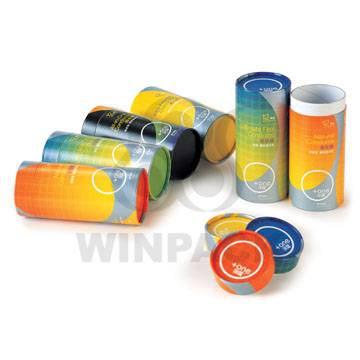 Paper canister