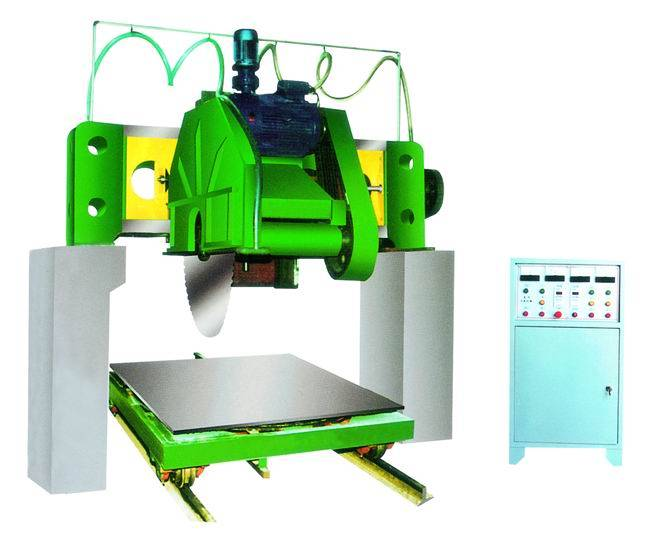 stone machine of gantry saw