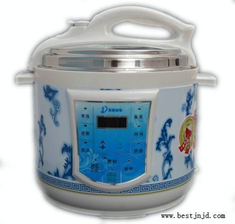 2012 new SS Computer type electric pressure cooker
