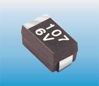 CA45-SMD Tantalum Electrolytic Capacitor