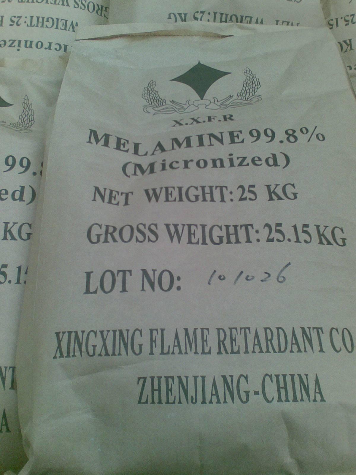 Melamine(Micronized)