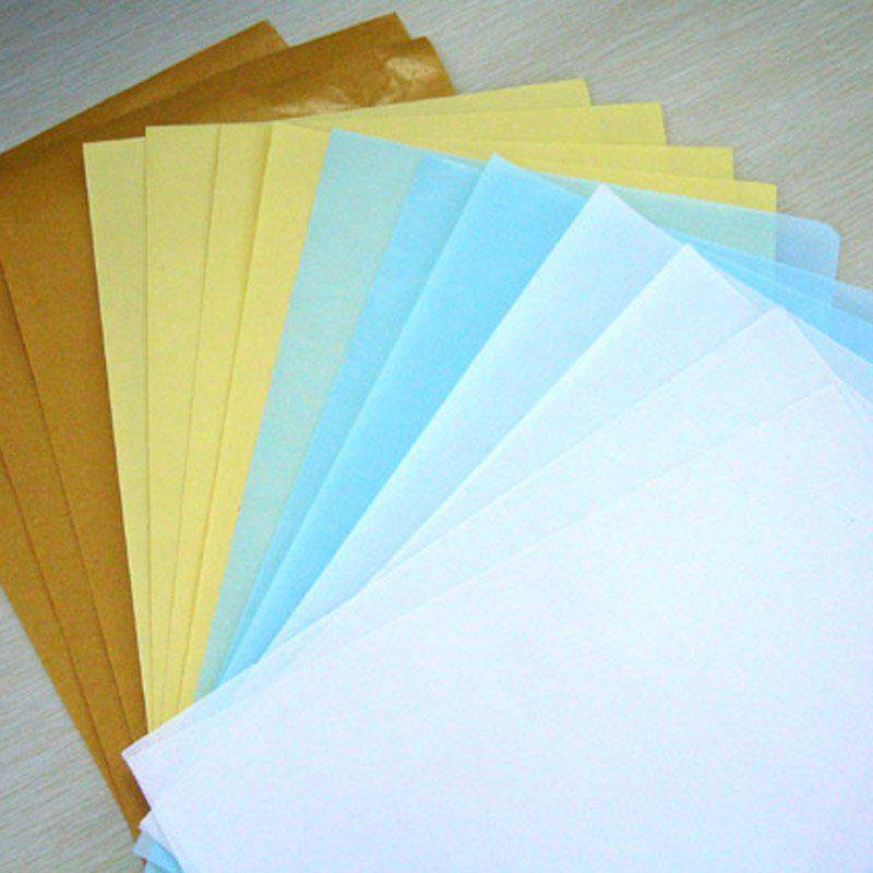 Single sided release paper