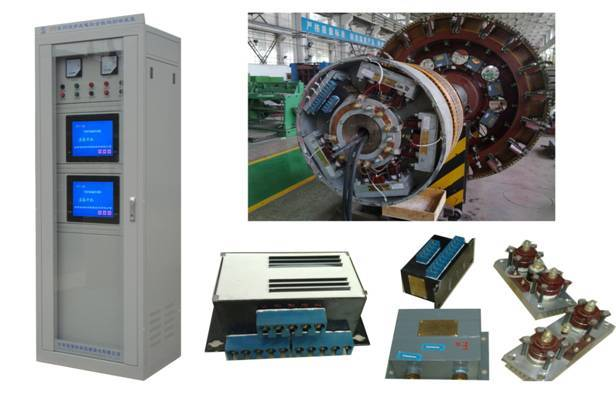 Excitation Cubicle for synchronous Generator