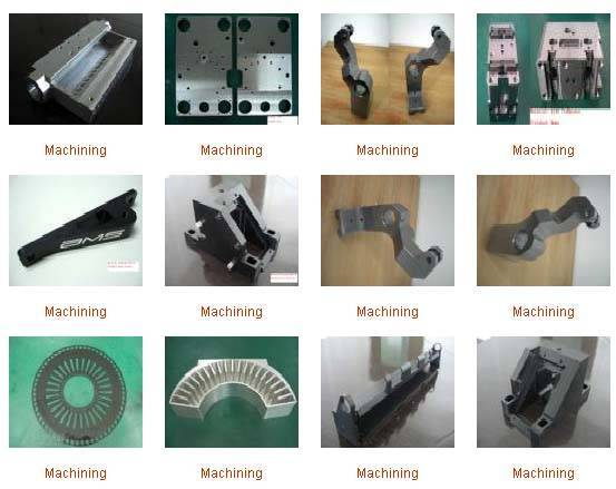 Sell Precision machining parts