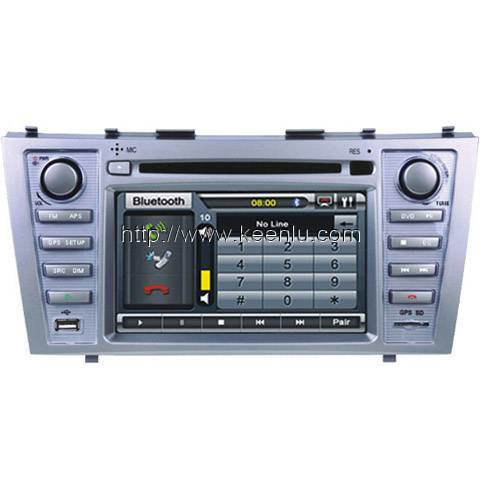 All-in-one Special Car DVD Player For Toyota Camry