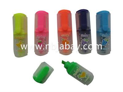 Fanny flower highlighters with clip