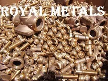 FERROUS AND NON FERROUS SCRAP METALS-LEAD ZINC COPPER TIN NICKEL STEEL BRASS ALUMINUM SCRAP INGOTS