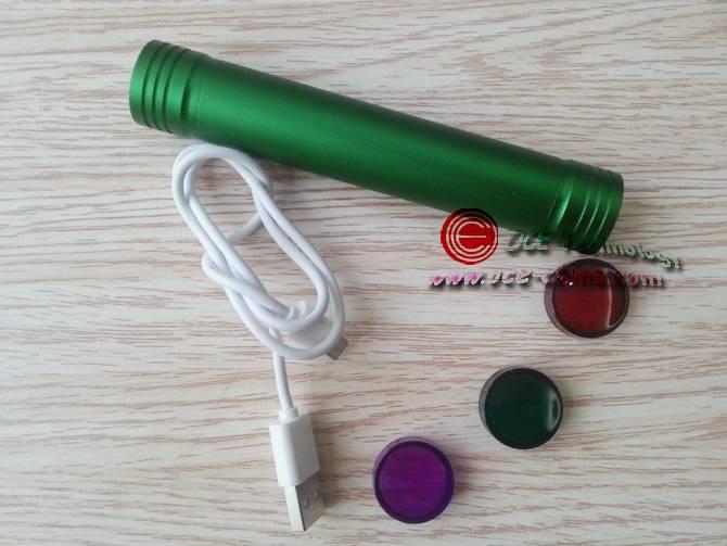 Portable Camping Pocket LED Flashlight Torch