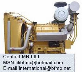 HND TBG620 DEUTZ-MWM GAS ENGINE