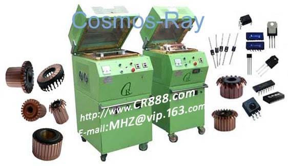 Commutator machinery