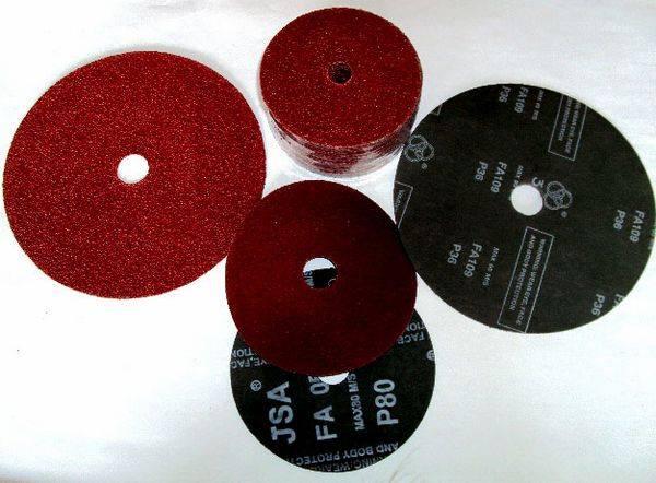 VSM Abrasive Velco Disc