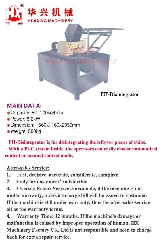 FH-Disintegrator