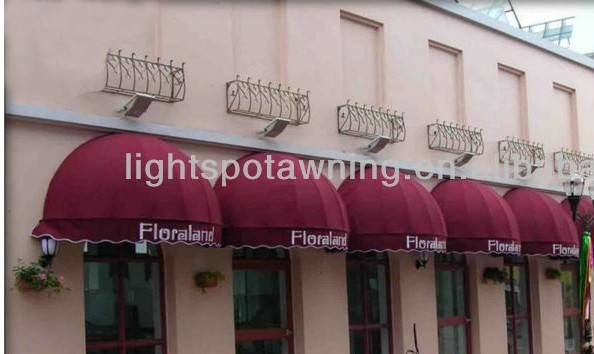 French Awning, Duntch Awning,
