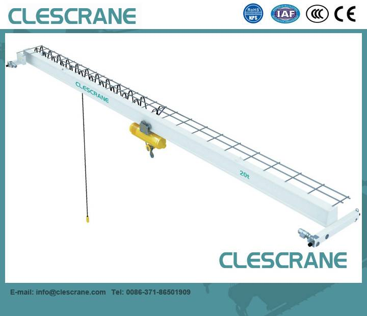 LDH Series electric single girder overhead crane/bridge crane/eot crane 1-16Ton $500-$5000