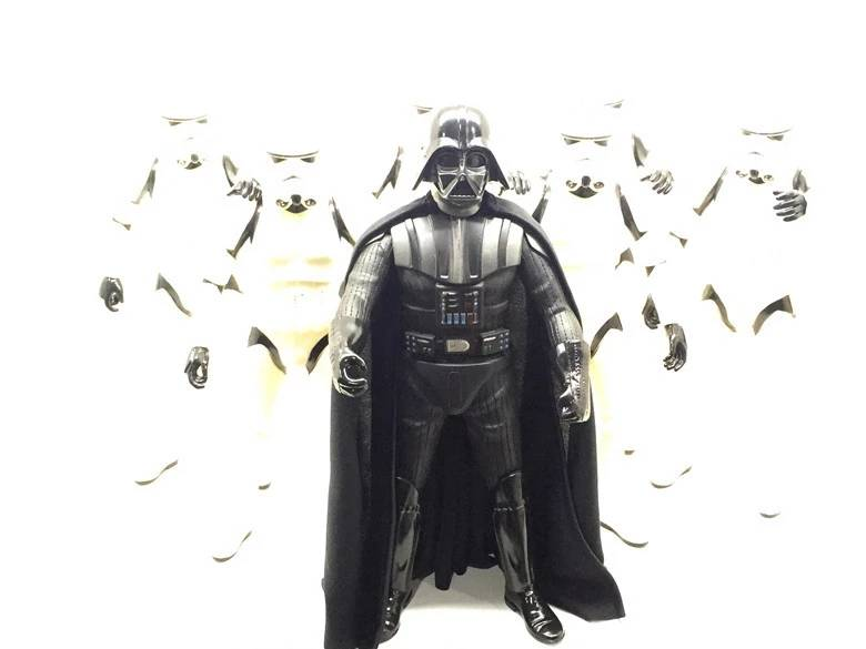 Star Wars toys Darth Vader Action Figure