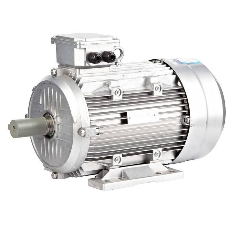 Y2 Aluminum Induction Electric Asynchronous Motors 1HP-B3