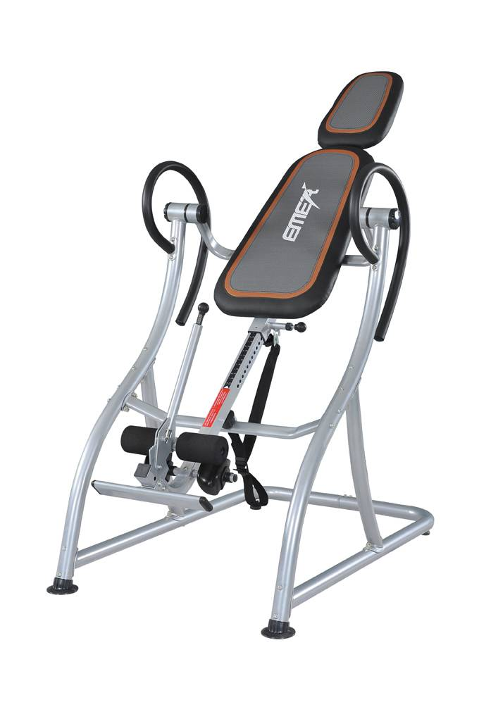 AS SEEN ON TV New gravity inversion table EMER fitness equipmet