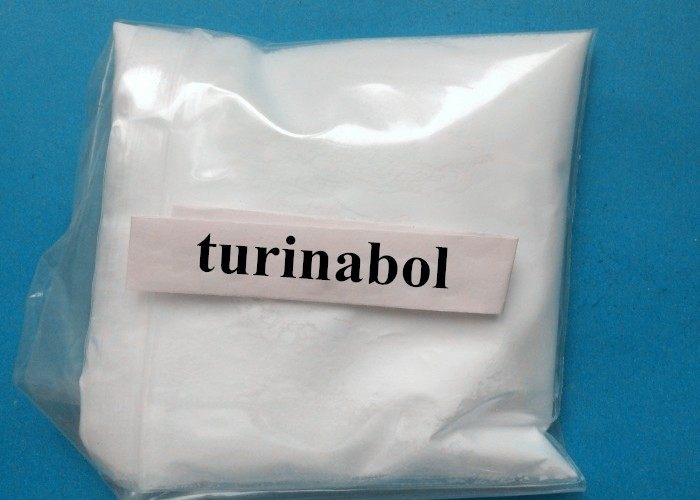 99% purity Oral Turinabol / 4- Chlorodehydromethyltestosterone For Muscle Buidling bodybuilding
