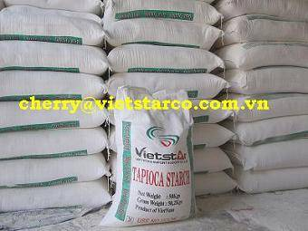 TAPIOCA STARCH FOR INDUSTRIAL GRADE