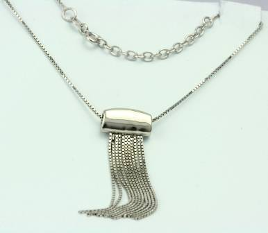 925 sterling silver necklace 0036