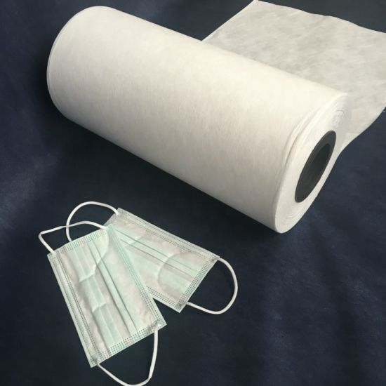 BFE99% Melt blown nonwoven fabric for surgical medical face mask