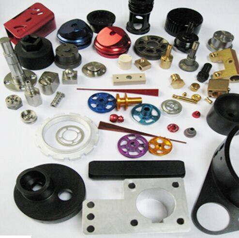 Custom aluminum cnc machining parts made by stoconn cnc ltd.