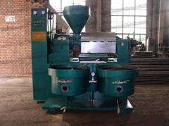 Castor Seed Oil Press Machinery