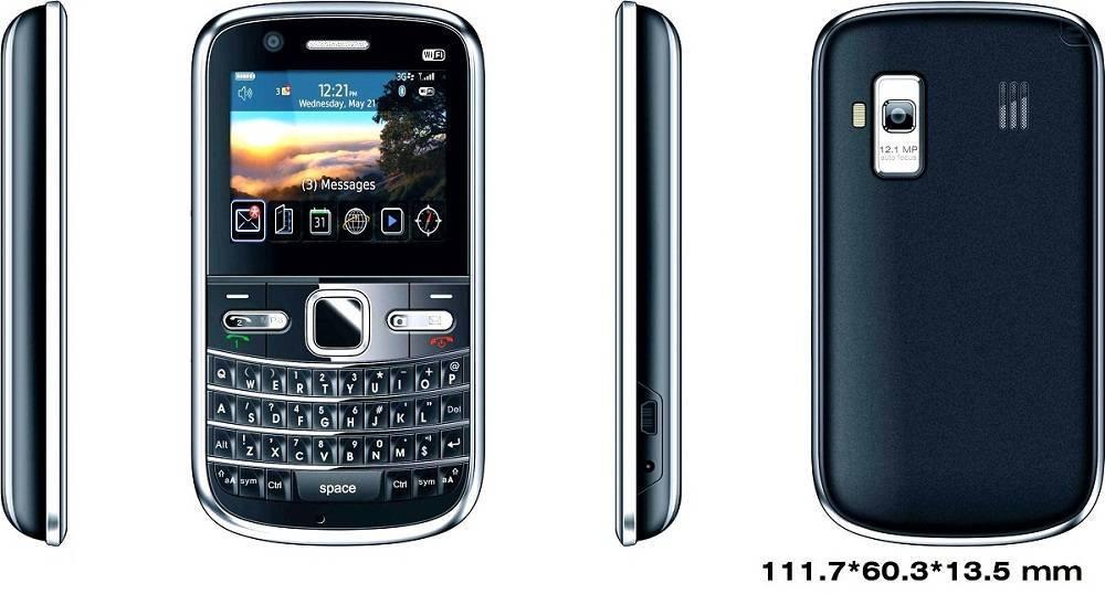 Wholesale cell phones Quadband phone Three sim three standby TV JAVA FM