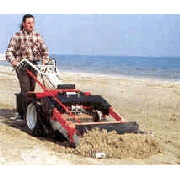 Special Machinery & Equipment[car / BEACH CLEANER]