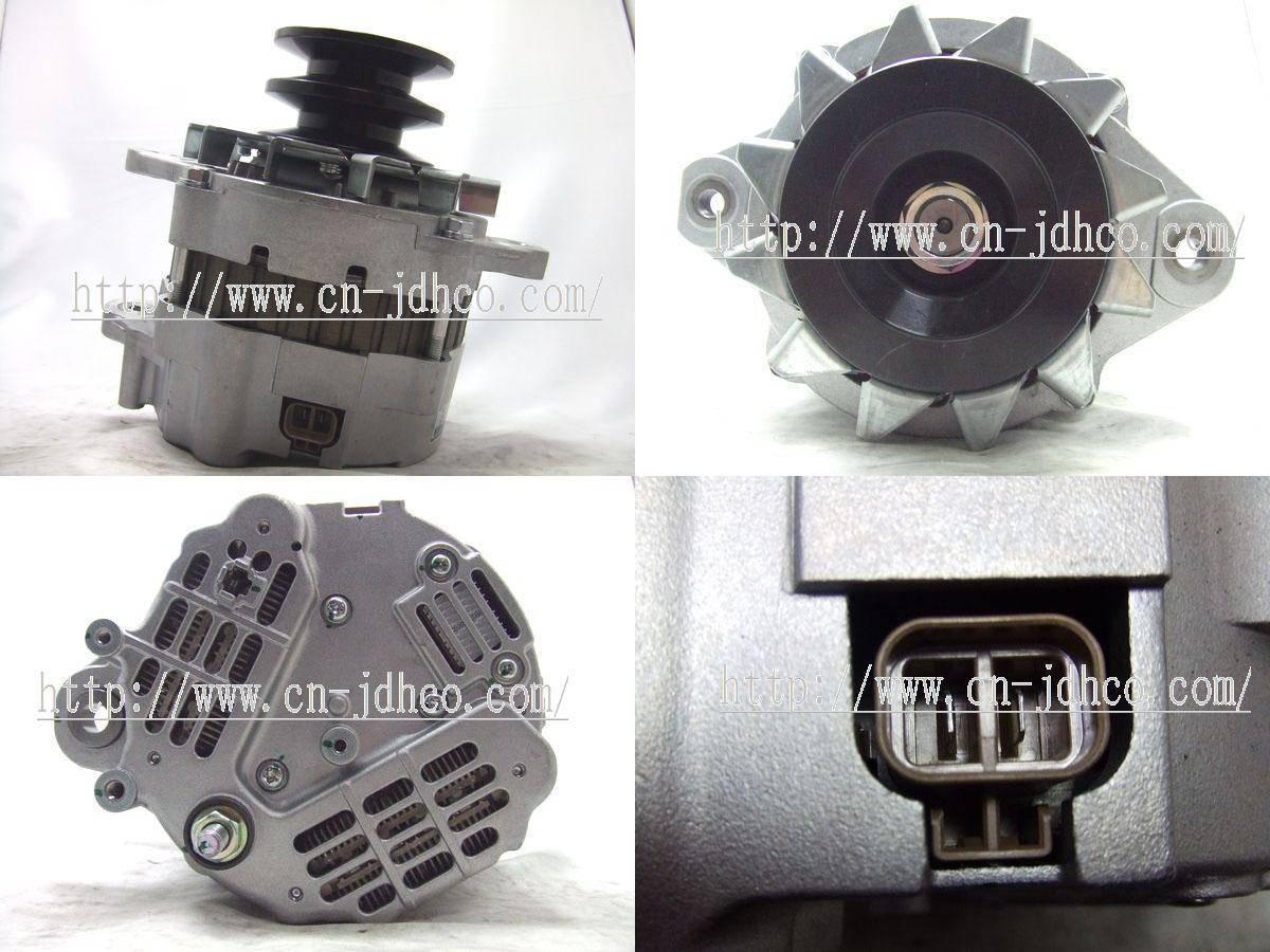 Alternator 6D22 A004T70187 ME0491198 Mitsubishi FUSO