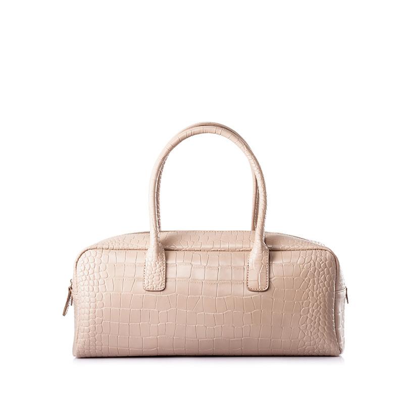 2018 New Design Hot Selling Customer DIY Genuine Leather Handbag For Women