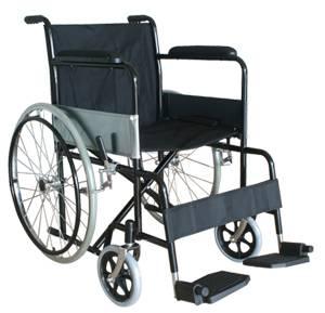 wheelchair LK6005-46 BLACK