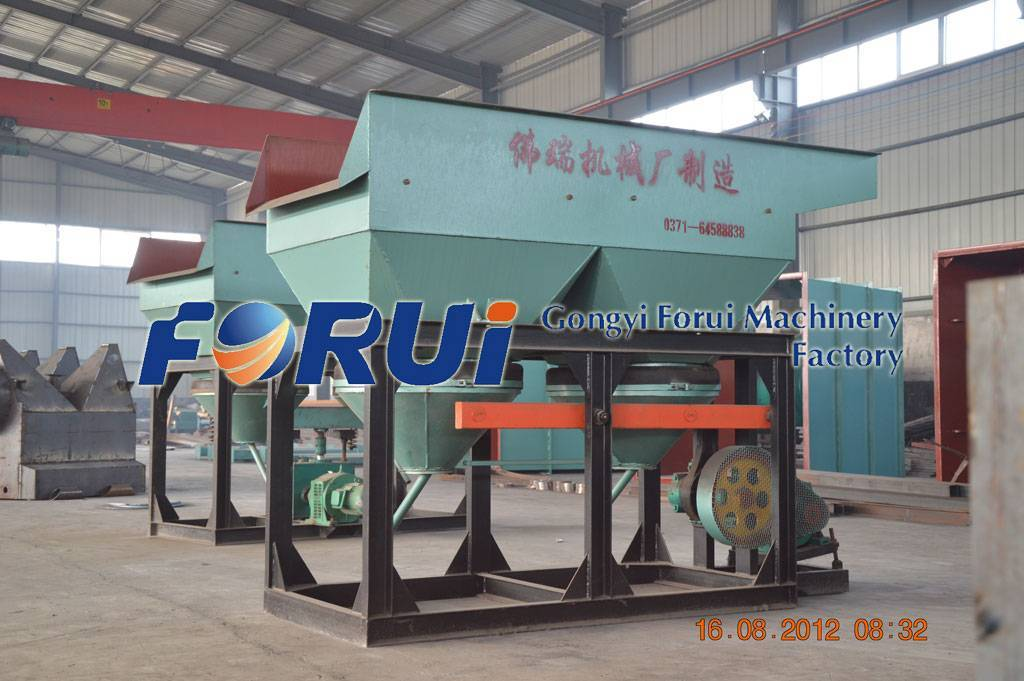 tin ore concentration machine-tin concentration equipment