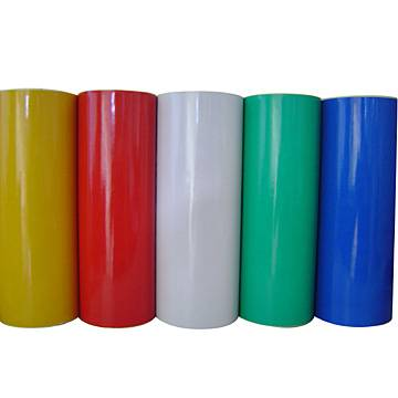 Supply colorful PET sheet and roll