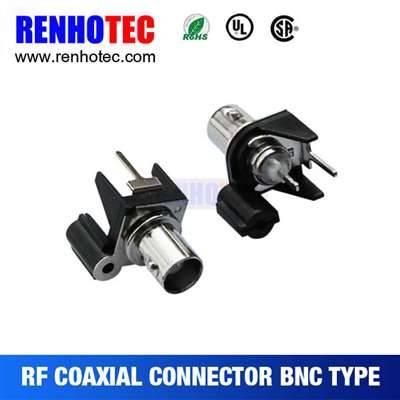 Straight BNC Jack Connectors