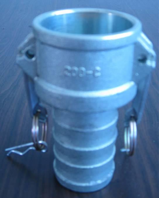 iron cast camlock coupling - C